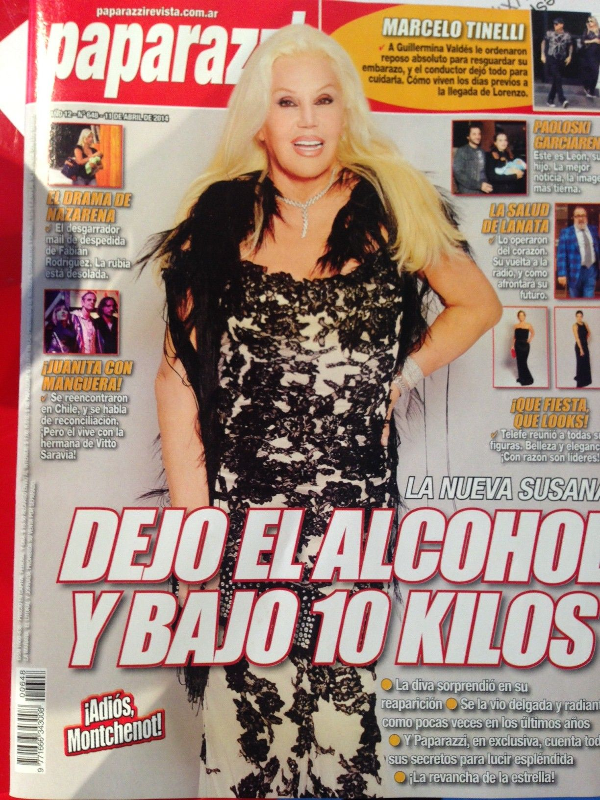 La nueva dieta shock de Susana: dejó el vino y el pan, y adelgazó 10 kilos