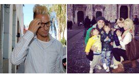 La furia de Maxi López con Icardi por publicar fotos de sus hijos en Internet