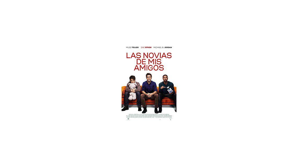 Llega Gato Negro, la peli de Luciano Cáceres, Leticia Bredice y Luis Luque