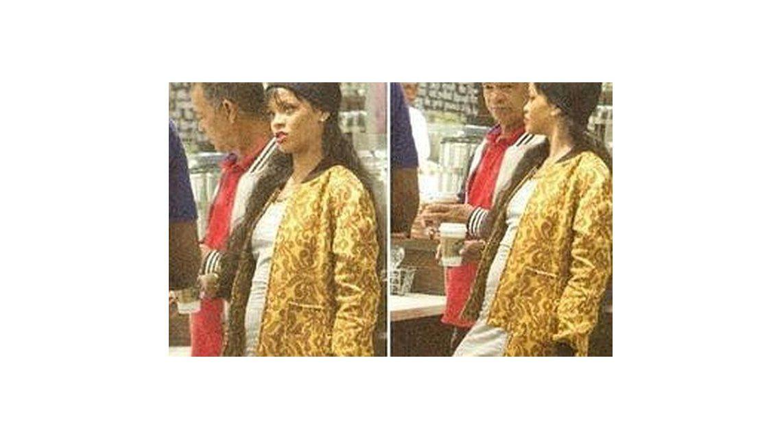 Afirman que Rihanna está esperando su primer hijo