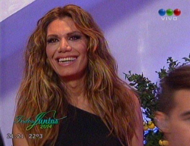 Todos Juntos 2014: el look de los famosos en la alfombra roja de la gala de Telefe
