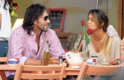 El ex yerno de Susana, Eduardo Celasco, se casa con la petardo Vito Rodríguez