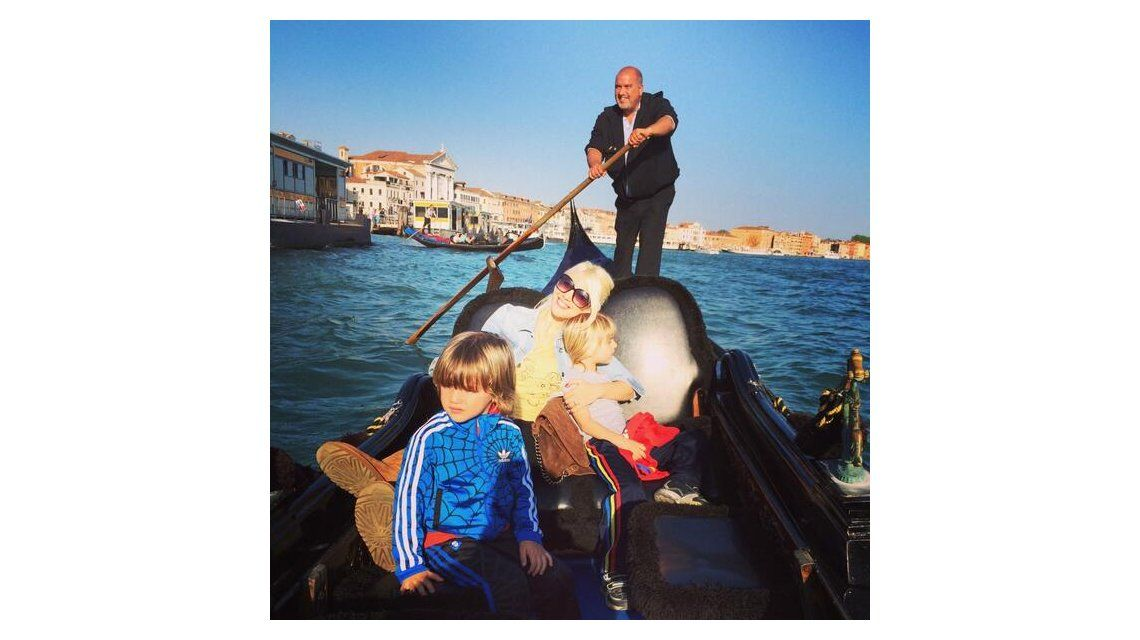 Más Cholula que nunca, Wanda muestra el placard y un viaje a Venecia con Icardi