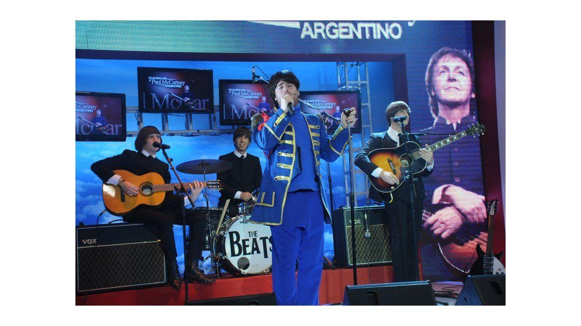 El imperdible concurso para ser el nuevo Paul McCartney argentino