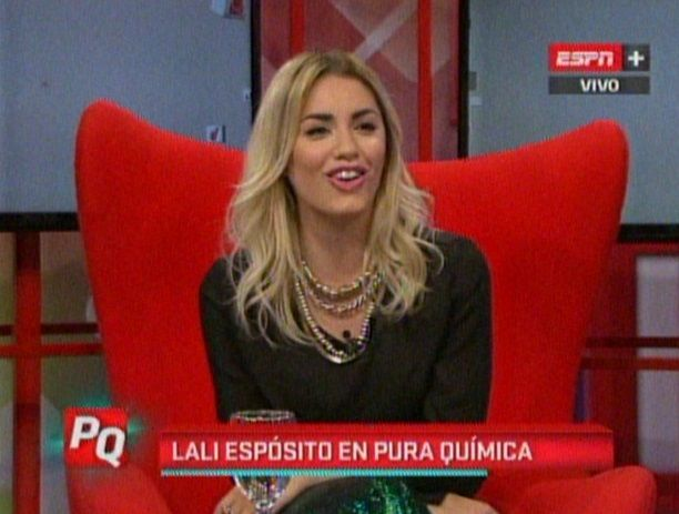 La divertida anécdota de Lali Espósito con un comisario y... Jésica Cirio