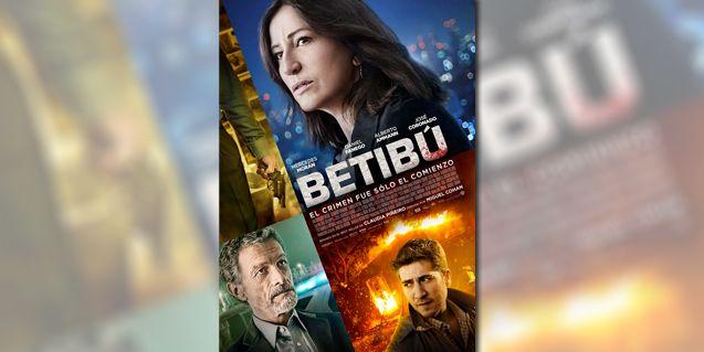 Llega Betibú, el policial nacional con Mercedes Morán y Daniel Fanego
