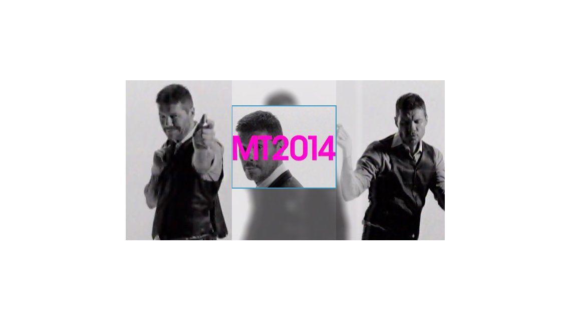 Marcelo Tinelli bailó en la promo de su vuelta con Showmatch 2014: el video