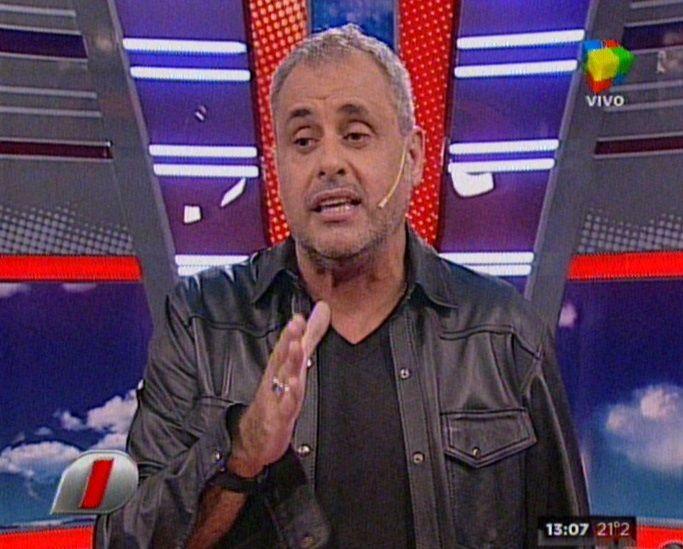 Jorge Rial también se descargó en Intrusos: Me harté de las putas