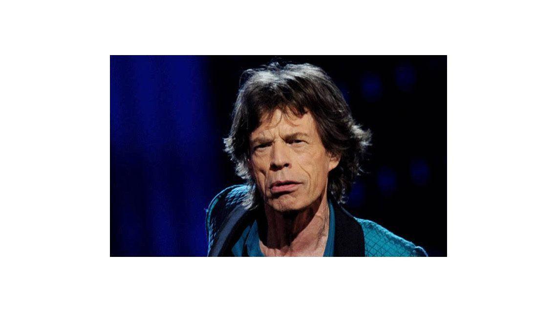 Mick Jagger será papá por octava vez a los 72 años