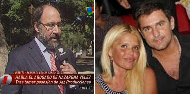 La deuda que Fabián Rodríguez le dejó a Nazarena Vélez con JAZ Producciones