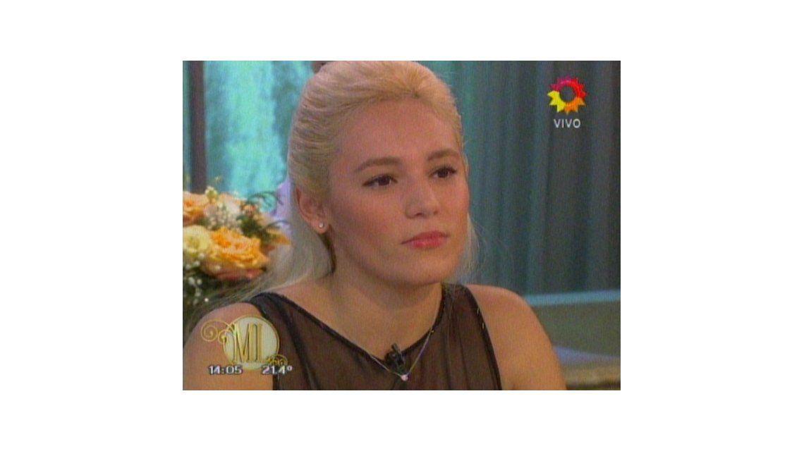Rocío Oliva admitió que el embarazo de Verónica afectó su relación con Maradona