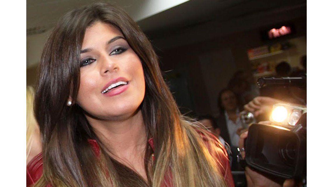 Luego de las disculpas públicas de Rial, Loly se quedó en Buenos Aires