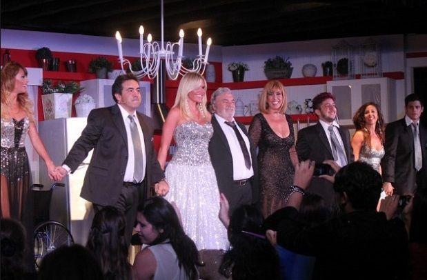 Después de la tragedia, Nazarena Vélez vuelve con Los locos Grimaldi