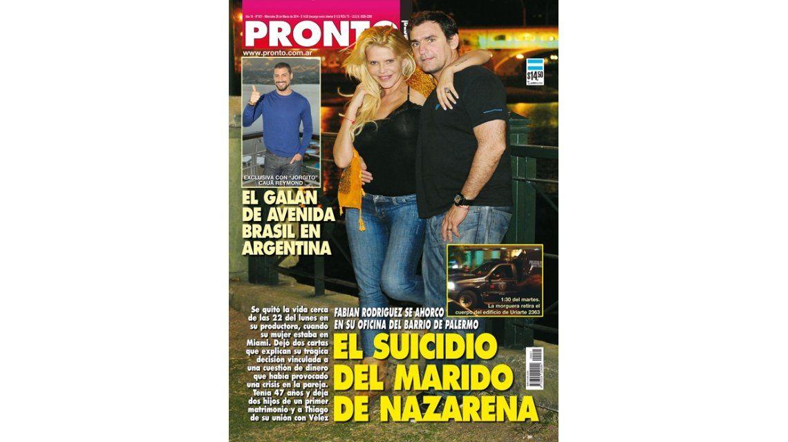 La tragedia de Fabián Rodríguez; Wanda e Icardi; y Diego Torres con Débora Bello