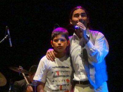 Daniel Agostini a Fabián Rodríguez: Fuiste un gran padre para mi hijo