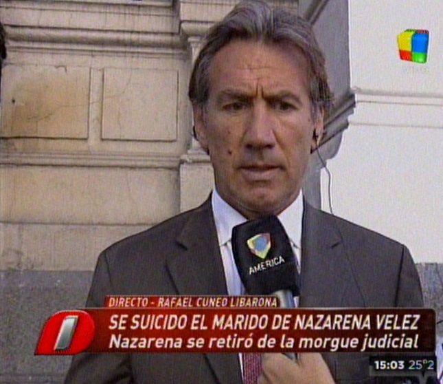 No había indicios de que Fabián vaya a tomar una decisión así, dijo su abogado