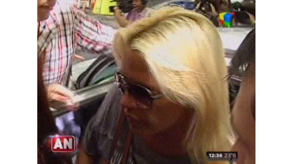 Nazarena ya reconoció el cuerpo de Fabián Rodríguez en la Morgue Judicial