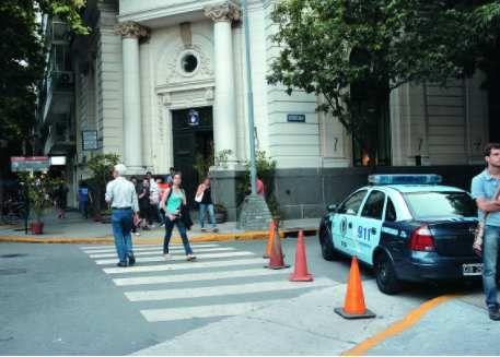 Los testigos del caso Fabián Rodríguez declaran en la Comisaría 23 de Palermo