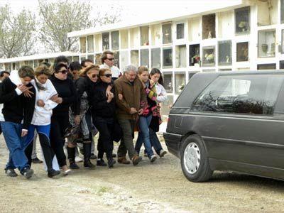 Nazarena Vélez, una vida marcada por la tragedia