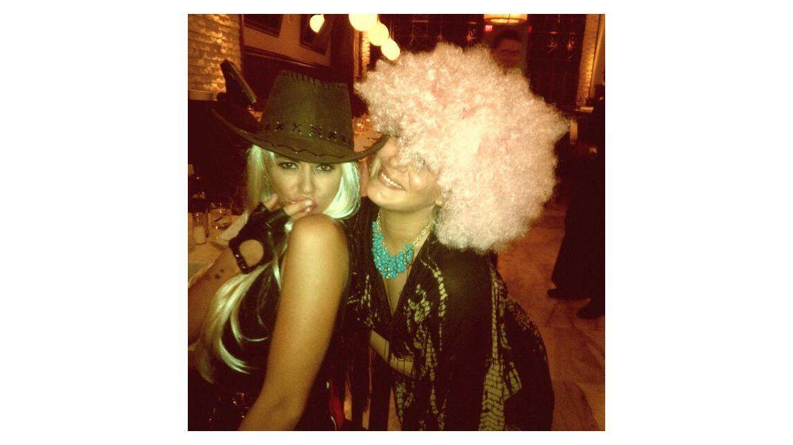El alocado festejo de cumpleaños de Karina Jelinek en Miami