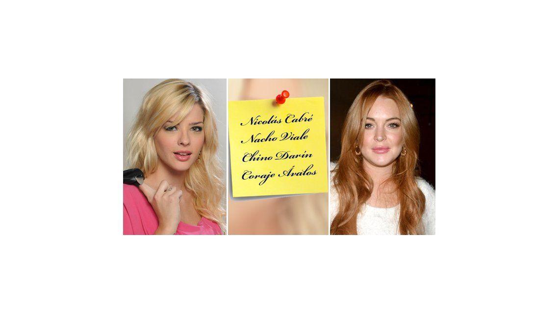 China Suarez, la Lindsay Lohan argentina: del Chino Darín a Coraje Ávalos