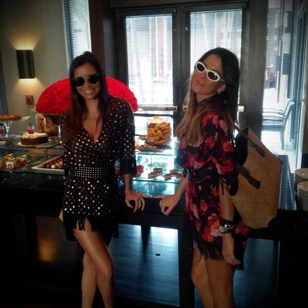 El álbum de las vacaciones hot de Karina Jelinek y Paz Cornú: llegaron a TMZ