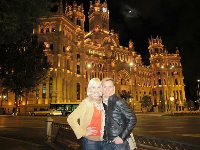 Ingrid Grudke y su recuerdo de Jorge Ibáñez: Te voy a extrañar mucho