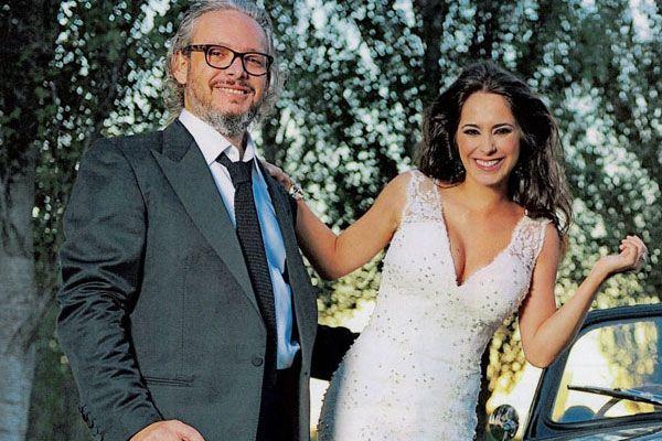 Dicen que Victoria Vannucci y Matías Garfunkel se casarían en mayo