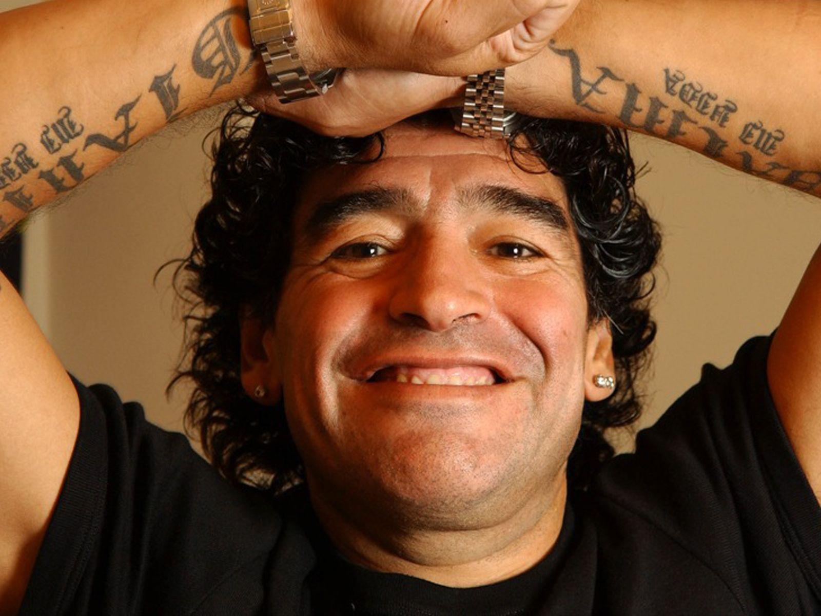 Diego Maradona vuelve a la televisión: los detalles