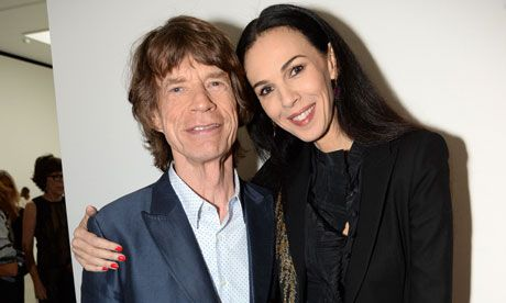 Encontraron muerta a la novia de Mick Jagger: Está conmocionado y devastado