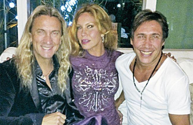 Se infiel y no mires con quien: ¿Fabián Gianola y Gisele D Cole juntos en Miami?
