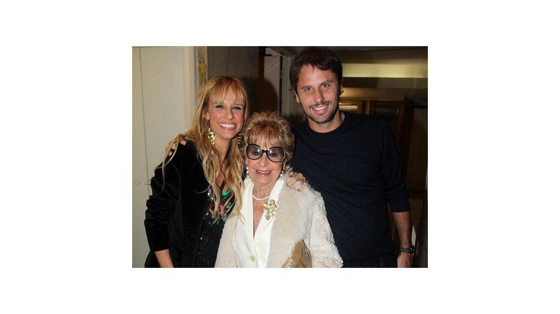 El dolor de Mariana Fabbiani: falleció su abuela Mirna, la mujer de Mariano Mores