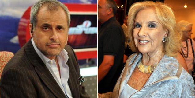 Jorge Rial: Ojalá que Mirtha Legrand no vuelva nunca a América