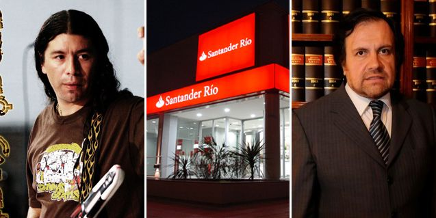 Se postergó la audiencia de Lescano con el banco por el robo de los 680 mil dólares