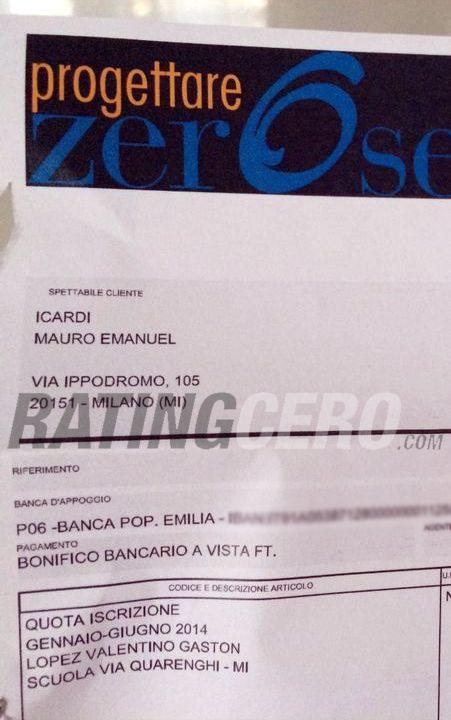 Sorpresivo: Mauro Icardi paga el colegio de los hijos de Wanda Nara y Maxi López
