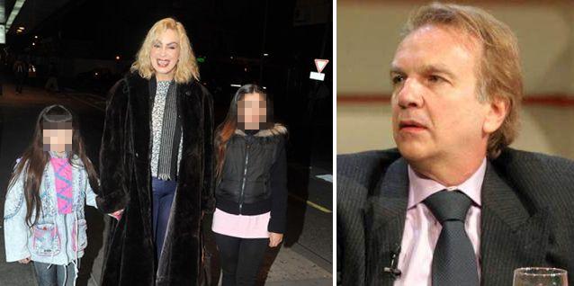 Beatriz Salomón dispara: Mis hijas no quieren ver a Alberto Ferriols