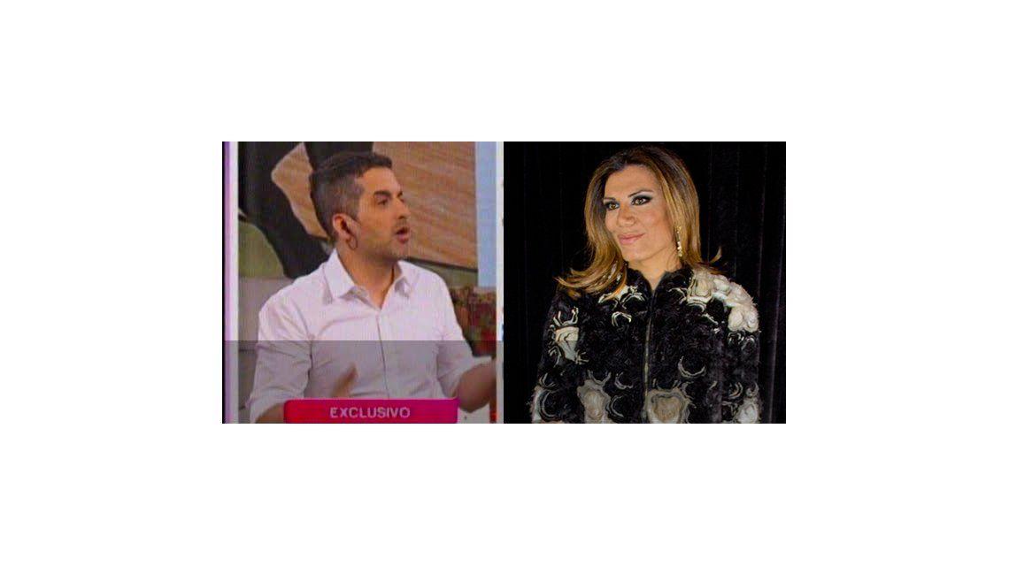 El descargo de El diario de Mariana contra Flor de la V, por los 100 mil dólares