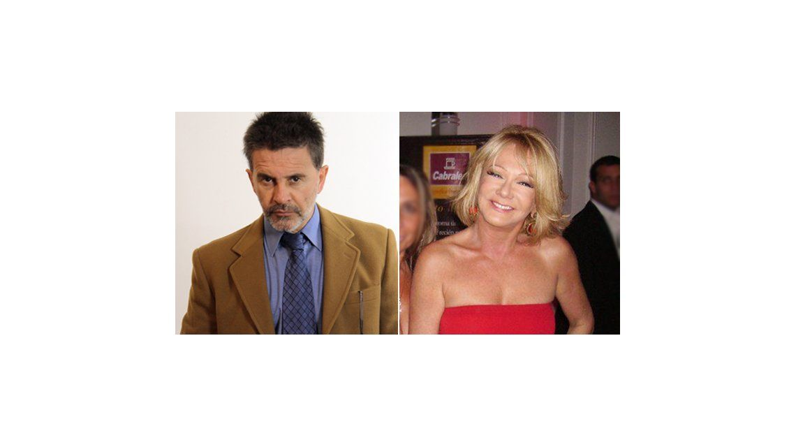 Osvaldo Laport habló del estado de salud de Soledad Silveyra