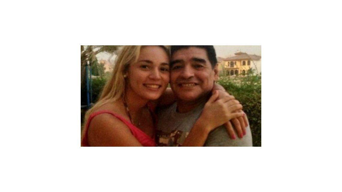 Rocío Oliva: Es casarme con Diego o ir al Bailando, me tientan las dos