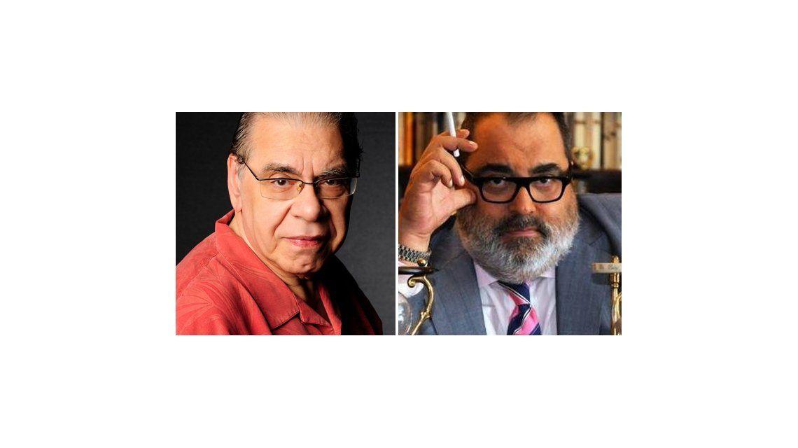 Enrique Pinti vs Lanata: El humor de su programa es básico y superado