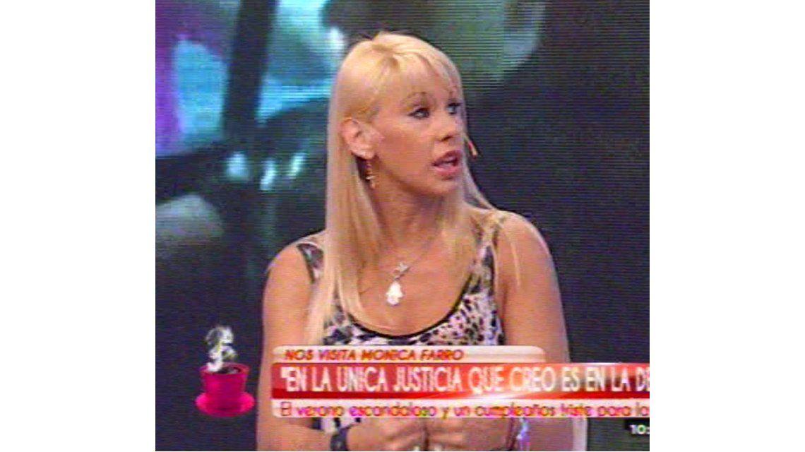 Mónica Farro: Muchos me querían ver presa