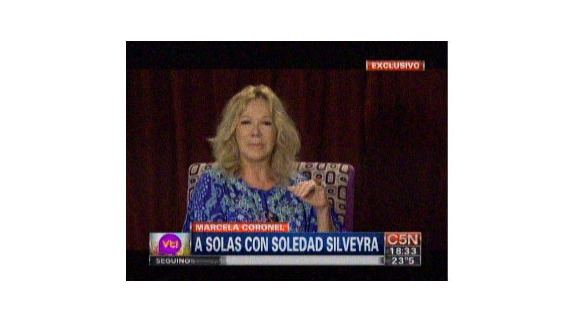Solita Silveyra: quise ser actriz para ganar plata, no teníamos para comer
