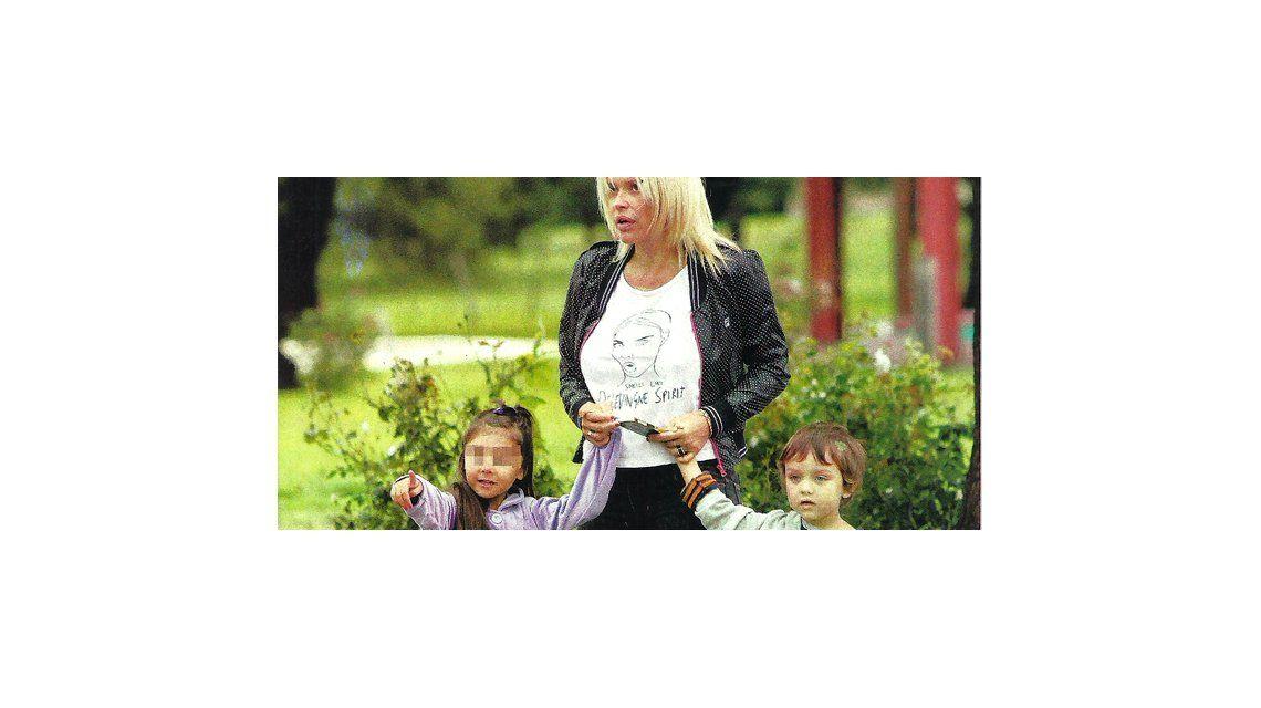 Nazarena Vélez: Desde el cielo, Jazmín me pide que críe a su hija