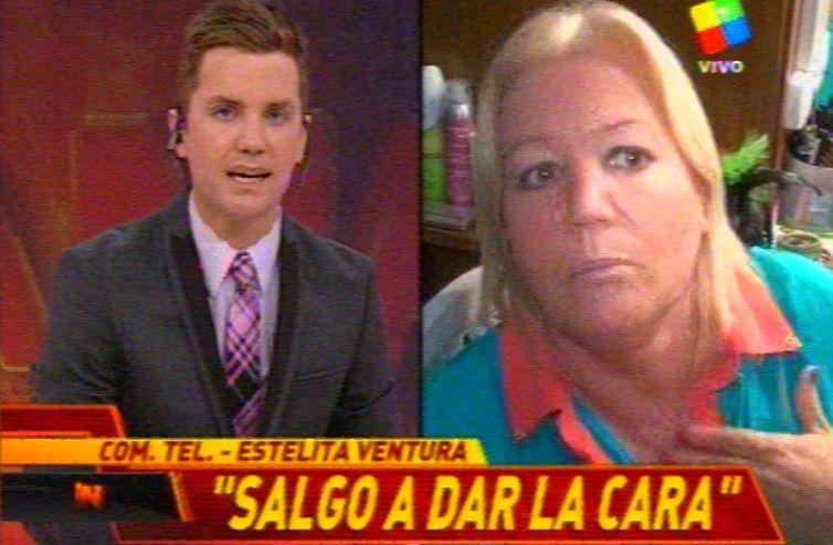 Estelita Ventura y los problemas familiares: Luis es muy machista