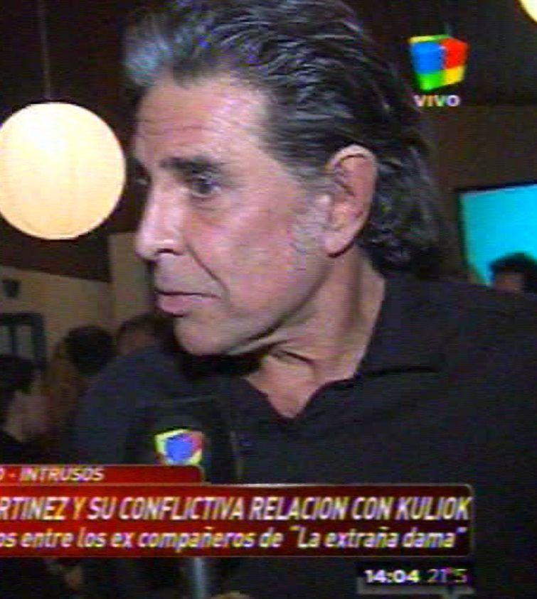 Jorge Martínez se suma a la polémica: No me hablen de Luisa Kuliok