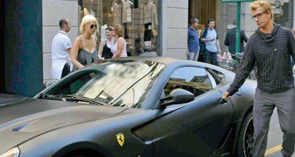 Ana Rosenfeld asegura: Wanda quiere la Ferrari de Maxi López