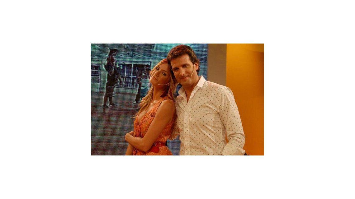 Paula Chaves y José María Listorti, la nueva dupla para las tardes del 9: los detalles