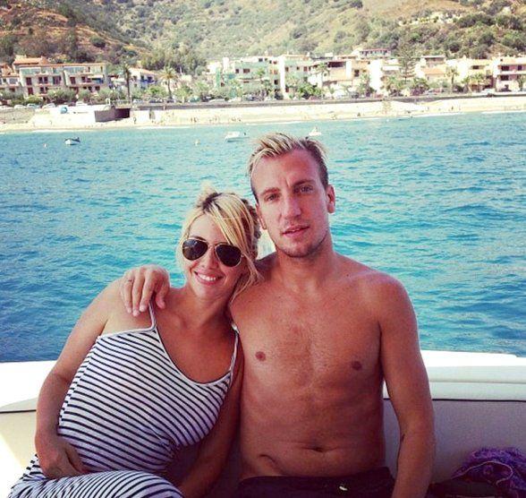 Así fueron los cinco años de casados de Wanda Nara y Maxi López: las fotos