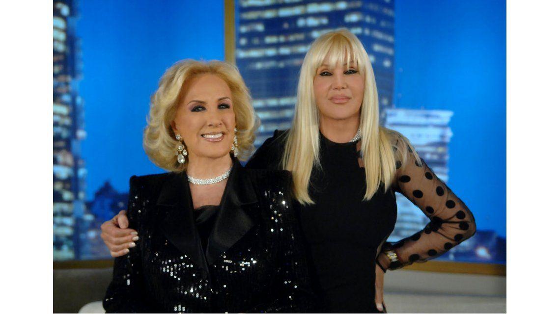 La sorpresiva invitación de Mirtha Legrand a Susana Giménez: ¿Qué dijo la diva?
