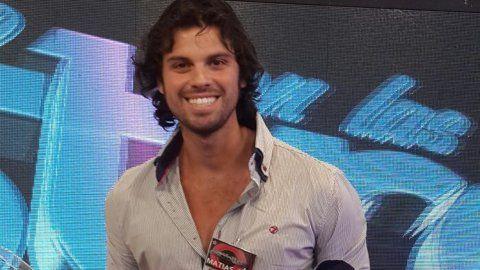 El ganador de Viviendo con las estrellas, Matias Vázquez; nuevo cronista de la tele